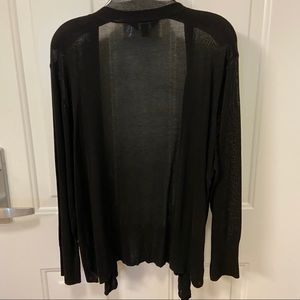 Simply Vera Vera Wang Convertible Sweater Topper